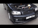 Видеообзор Subaru Forester SG5 Cross Sport 2004. Я ♥ японские авто ---> JDM Export