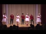 Третье отделение концерта с участием ансамбля популярной песни
