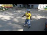 Как научить ребёнка кататься на роликах за три простых этапа