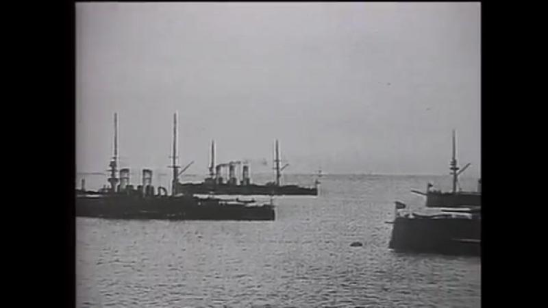 Цусима. Морское сражение русско-японской войны
