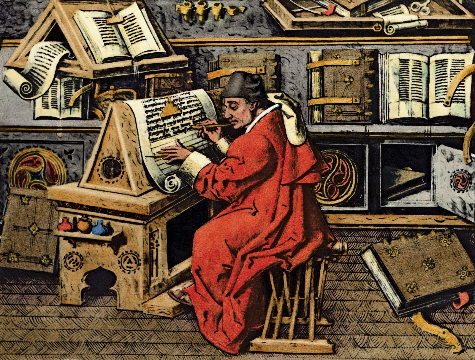 Жак Ле Гофф. Кто такой средневековый интеллектуал?