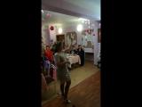 Подарок сына из Москвы своей матери на юбилей!!! И он в режиме прямого эфира смотрел все действие через телефон!😃 #дочеготехникадошла Расстояние - не проблема, дарите своим любимым незабываемые эмоции!!!❤💖👍