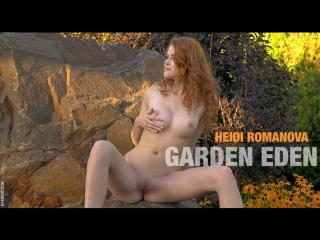 Heidi Romanova garden eden by FemJoy