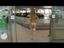 Играем в GTA полу голой блондинкой Сексуальное бельё Чулки Большие сиськи Эр