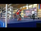 Попова Наталья 2 бой 1 раунд (2 часть)