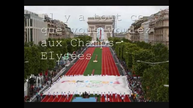 Joe Dassin - Champs Elysees