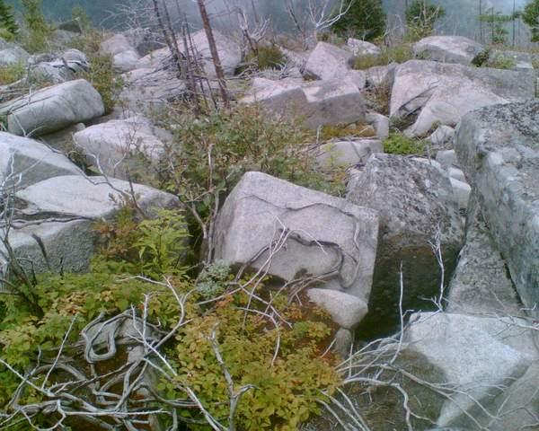 мегалиты горы пидан