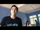 170928 Siwon instagram update Matthew 183-5 Foreverychild SchoolsForAsia Unicef UnicefKorea sinstagram/siw
