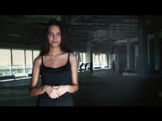 Участница конкурса МОДЕЛЬ ГОДА 2017 Диана Хабарова
