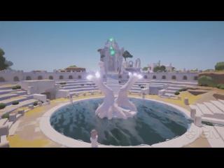 Геймплейное видео Rime, релиз на Xbox One, PS4 и ПК 26 мая