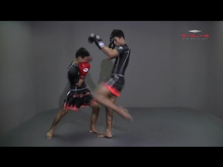 VICIOUS Muay Thai Elbow KO! - Evolve University