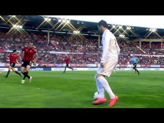 Cristiano Ronaldo + Karim Benzema = GOALS!
