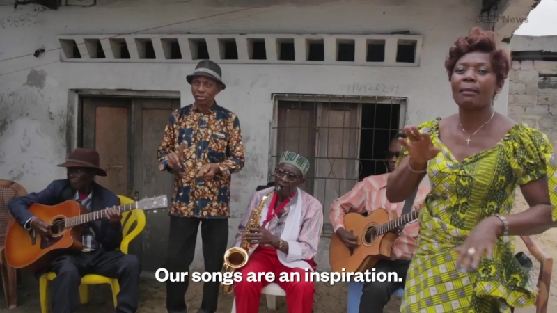Congolese rumba: Congos Music Pioneers - VICE News Shorts