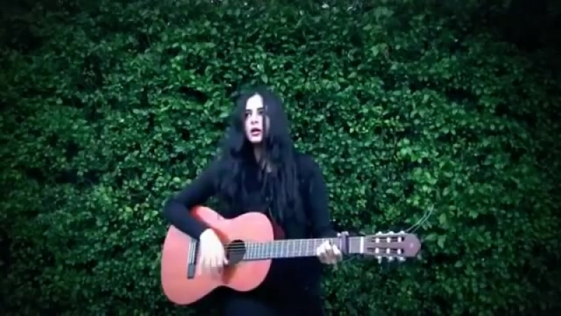 Ayda Mosharraf - Isyan - O Ses Türkiye