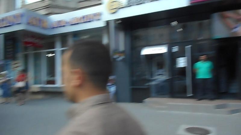 Stefan Cel Mare Street, Chisinau, MOLDOVA