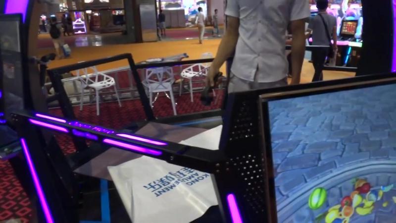 Виртуальная реальность в торговом центре