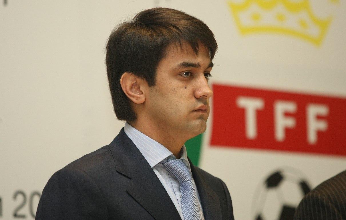 Мэром столицы Таджикистана стал старший сын президента
