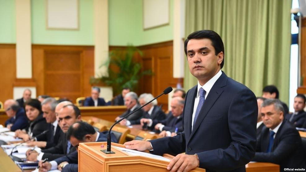 СРОЧНО: Рустам Эмомали назначен мэром Душанбе