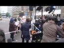 CNN поймали за съёмкой фейкового митинга мусульман против террора в Лондоне И вот всё у них так