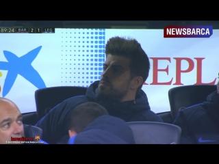 Барселона 2-1 Леганес  Месси (пен)