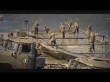 Инженерные войска, понтонная переправа за несколько минут