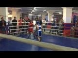 Смирнов Виктор (КИРОВ) - Степанов Иван (Кондрово ) 3 раунд