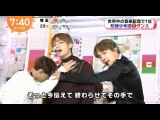 170512 BTS Blood Sweat &amp Tears (Japanese Ver.) live on Mezamashi TV