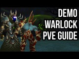 Quick Demo Warlock PvE Guide (2.4.3) WoW TBC