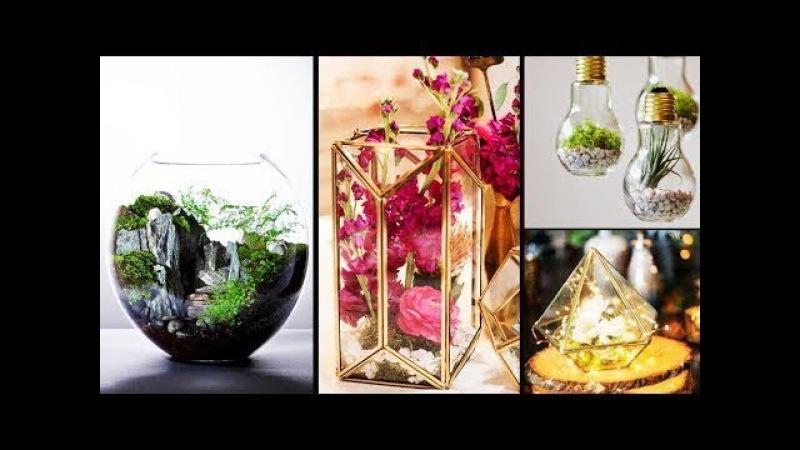 ❤Лайфхак Идеи которые нужно знать ❄ 15 простых ремесла Идеи из луковиц и стекля...