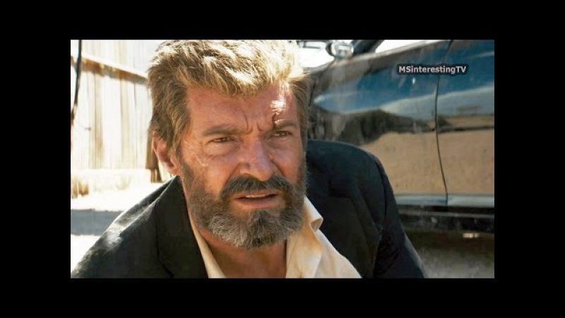ЛОГАН / РОСОМАХА 3 (2017) | Русский ТРЕЙЛЕР 2 (БОЕВИК)