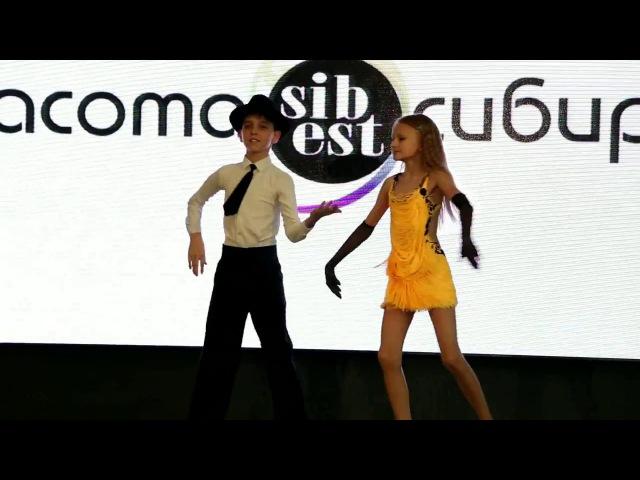 Амина Шайхутдинова и Денис Дрожжачих I Like It 6 5 2017 Сан Сити
