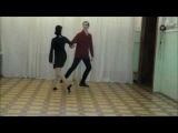 Дирижабль. Танцы начала ХХ века.