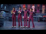 Lazytown - We Are Number One (Russian Dub)