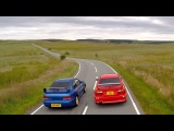 Mitsubishi Evo TME vs Subaru Impreza 22B - Round 2