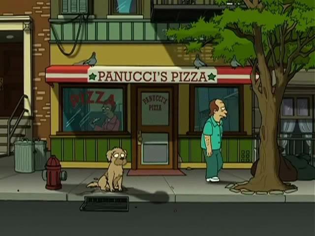 Futurama Fry's dog · coub коуб