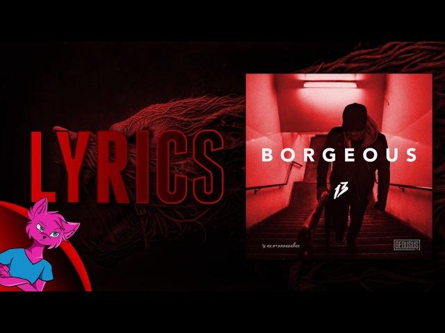 Borgeous, Riggi Piros - Savage (Feat. Lil Jon) [Trampa Remix]   With LYRICS!