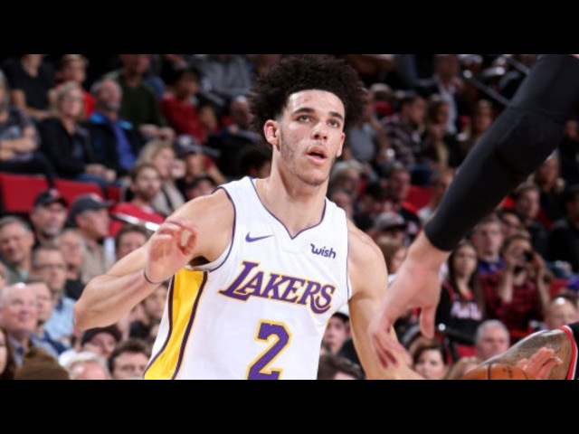 LA Lakers vs Portland Trail Blazers - 1st Half Highlights | November 2, 2017 | 2017-18 NBA Season