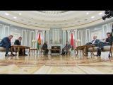 Лукашенко: Беларусь всегда будет работать на объединение и стабильность в Европе