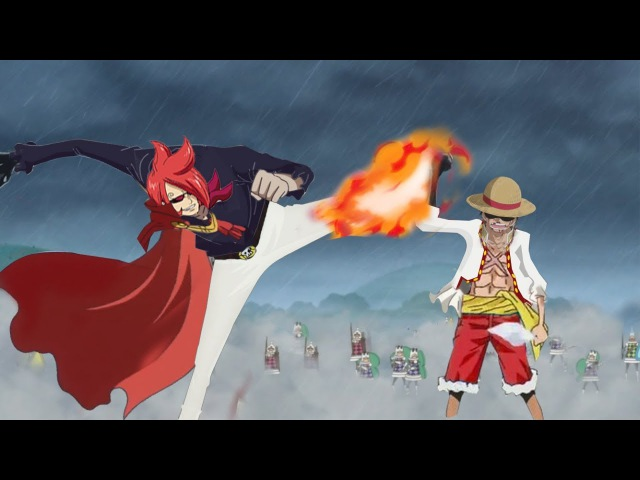 One Piece「AMV」- The Vinsmoke [HD]