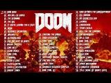DOOM 2016 - FULL SOUNDTRACK OST