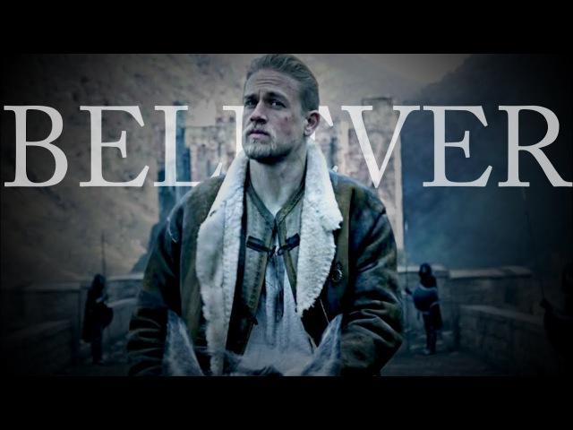 King Arthur : Legend of the Sword - Believer » Freewka.com - Смотреть онлайн в хорощем качестве