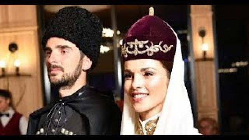 Кавказская свадьба века: Сати Казанова отгуляла пышное торжество на своей родине.