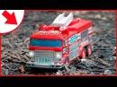 Мультики про машинки Пожарная машина и Полицейская машина в Городе Мультфильм для детей