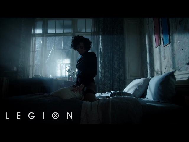 Legion S01E06 Lenny Busker Aubrey Plaza Dance Sequence
