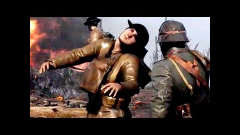 Battlefield 1 Brutal Funny Cinematic Kills Compilation