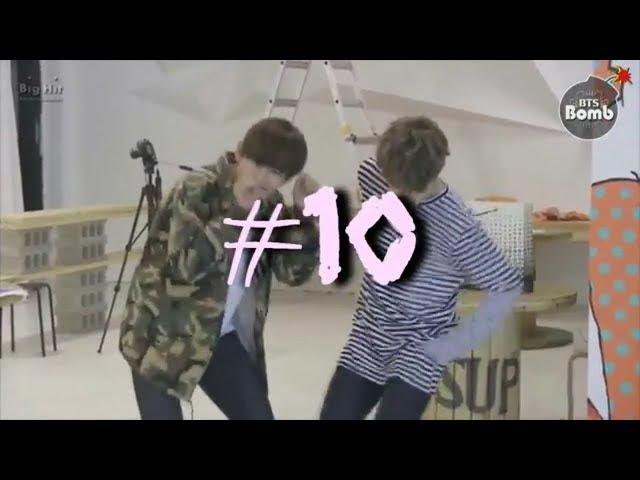 BTS CRACK 10 (Rus ver)|Песенка про школу