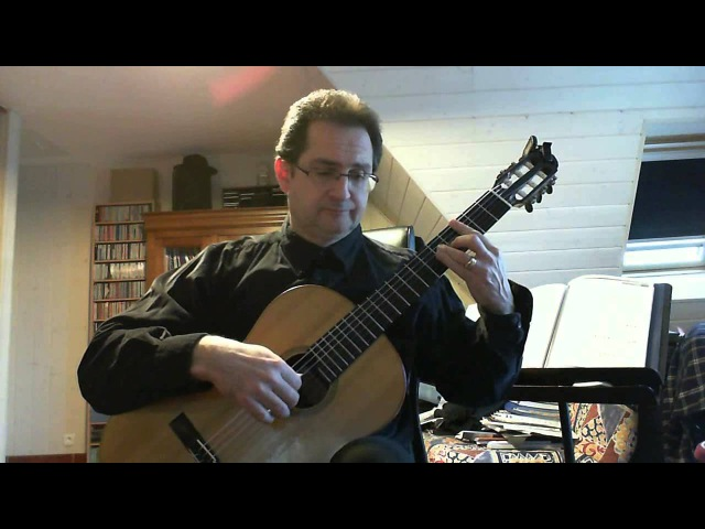When a Study becomes a Masterpiece Fernando SOR ETUDE N°11 Opus 6 Guitar