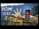 Видео-обзор защищенного телефона Nomi i242 X-treme