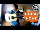 Going Home (Kenny G) | Fingerstyle guitar cover