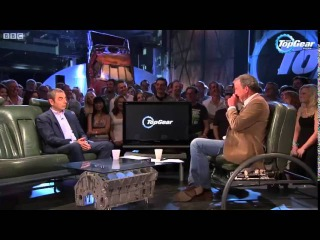 Роуэн Аткинсон (Мистер Бин) в Top Gear
